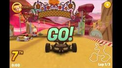 Play Through - Wreck It Ralph - Sugar Rush Speedway