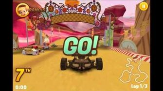 Play Through - Wreck It Ralph - Sugar Rush Speedway