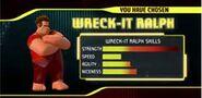 Ralph stats