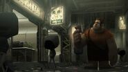 Wreck-It Ralph in the deep web