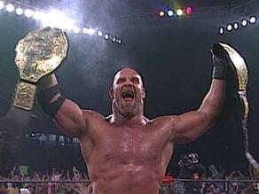 WCW Champions Goldberg