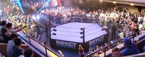 Impact Wrestling NYC