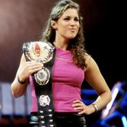 Stephanie McMahon Womens Champion