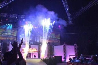 NWA TNA Pyro