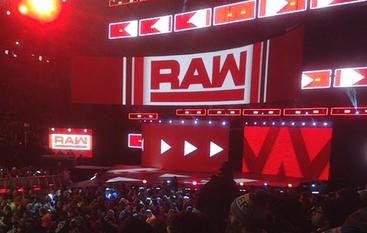 Raw Tron Aug 2016