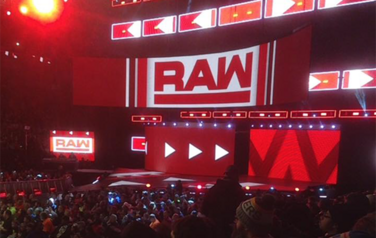 Raw Tron Aug 2016