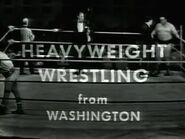 Heavyweight Wrestling From Washington