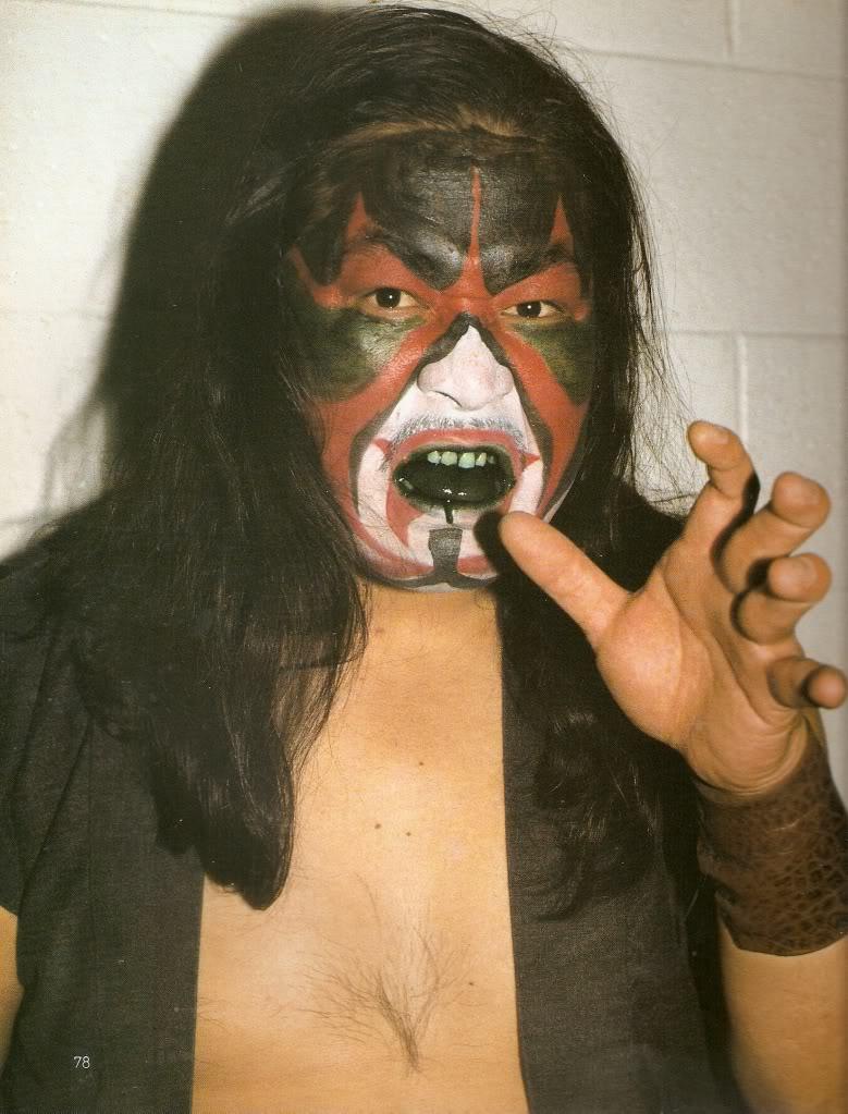 Znalezione obrazy dla zapytania Great Kabuki