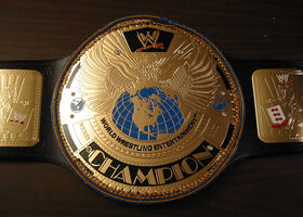 WWE Championship Attitude Version