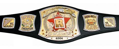 WWE Championship Rated R Version
