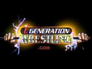 I-Generation Wrestling Superstars of Wrestling