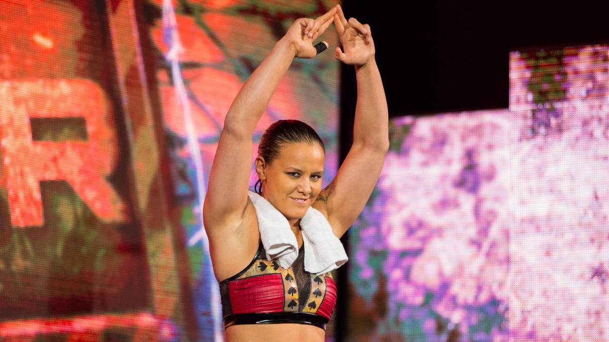 Shayna Bazsler ausente no último episódio do NXT