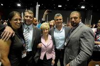 Tthe McMahon Family