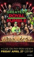 WWE The Greatest Royal Rumble 2018