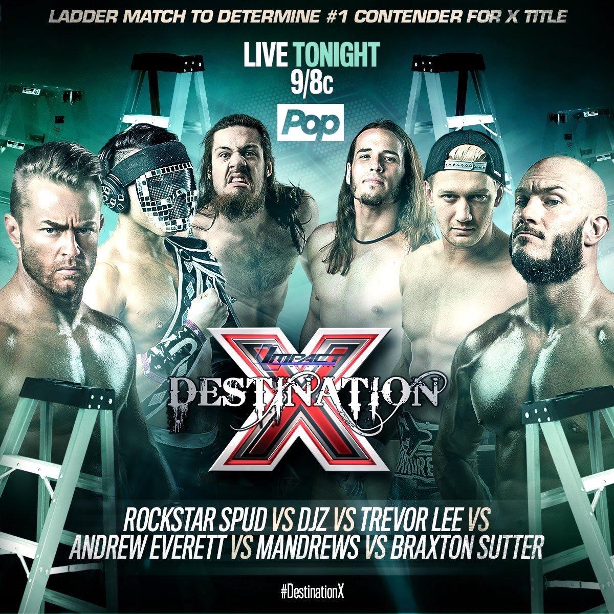 Impact Wrestling: Destination X 2016