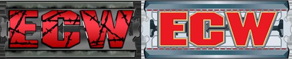 WWE ECW Logos