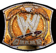 WWE Championship Cena Version