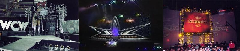 WCW Nitro Entranceway