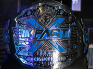 Impact X-Division Championship 2018