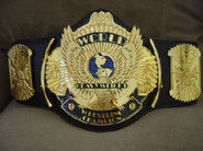 WWE Championship Winged Version