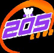 WWE 205 Live Logo
