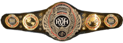 ROH WORLD TITLE