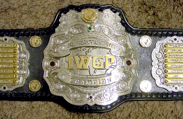 Image result for iwgp junior heavyweight champion