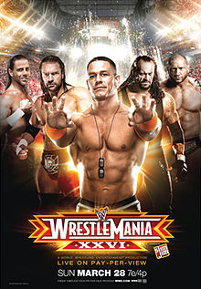 WrestleMania XXVI