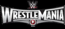 WrestleMania31logo