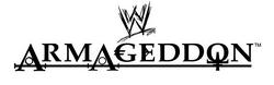 WWE-Armageddon-Logo