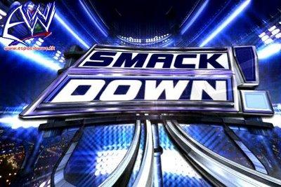 098 smackdown logo