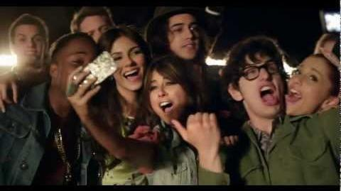 Victoria Justice - Make It In America (feat. Victorious Cast)