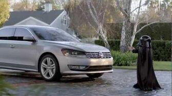 The Force Volkswagen Commercial-0