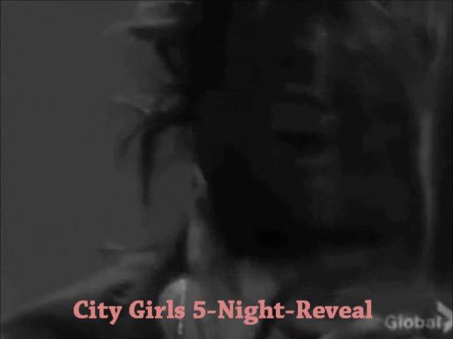 CITY GIRLS 5 Night Reveal