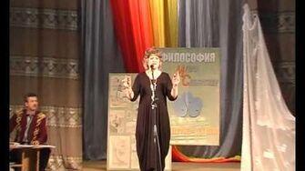 Игорь Субботин Творческий вечер 2012