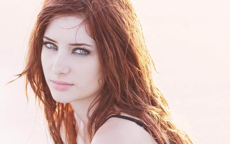image - women-susan-coffey-blue-eyes-redheads-models-people-fresh