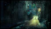 Rain in paris by jonathandevos-d4kl1i9