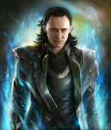 Tom as loki