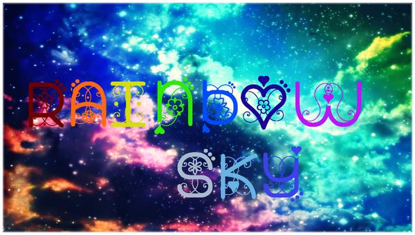 Rainbow-sky-