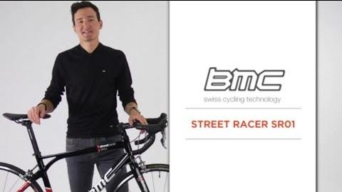 Competitive Cyclist Overview BMC Street Racer SR01-2