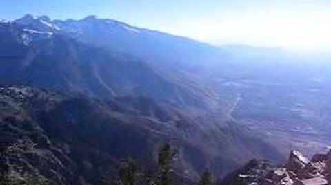 Mt. Olympus Panoramic View