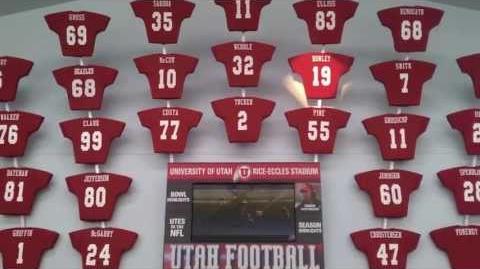 Utah Football - Behind the Scenes