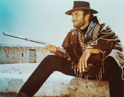 File:Clint eastwood poncho buy the good the bad and the ugly replica.jpg