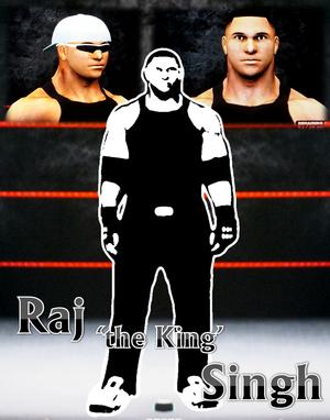Raj Singh 'Poster'