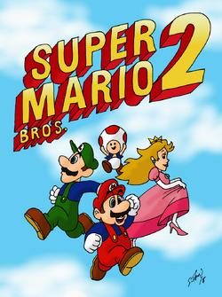 Mario2-30th