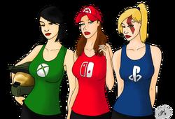 GamerGirls