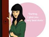 Bond Girls - Ling (Chinese Girl)