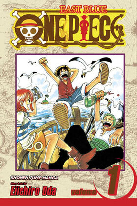 One Piece English Volume 1