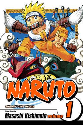 Naruto English Volume 1