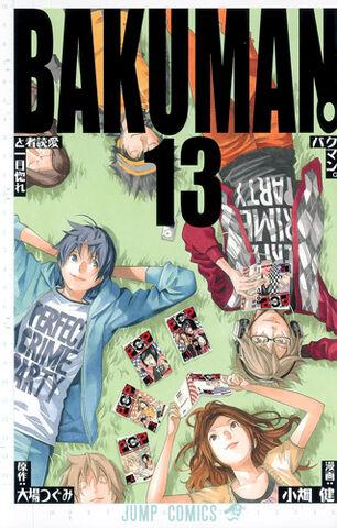 File:Bakuman。Volume 13.jpg